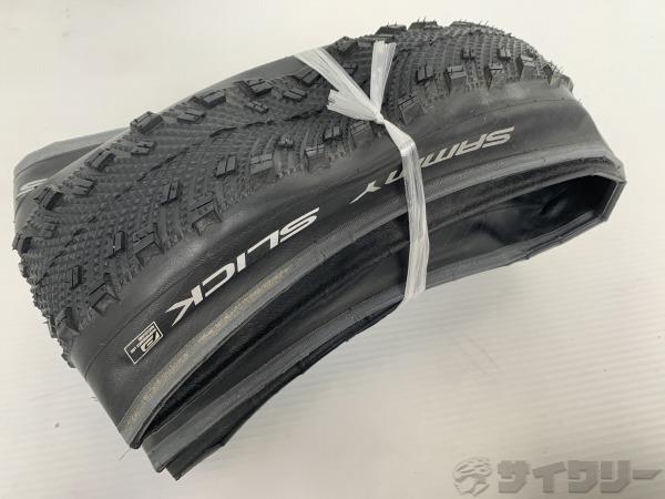 タイヤ SAMMY SLICK 26×2.10(54-559)
