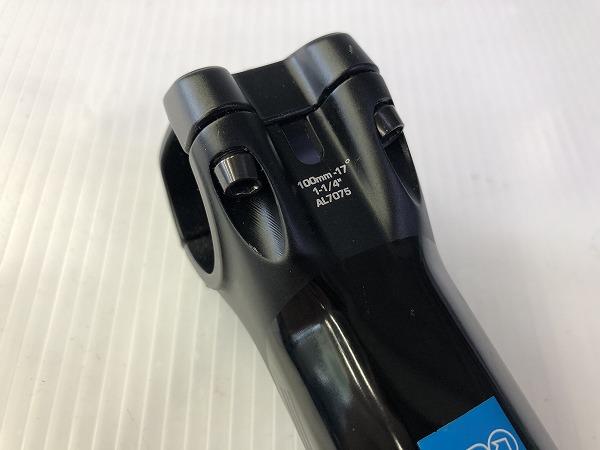 アヘッドステム VIBE 100mm/31.8mm/1-1/4