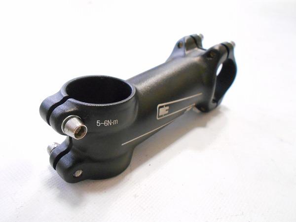 アヘッドステム ブラック 31.8mm/90mm/os(28.6mm)