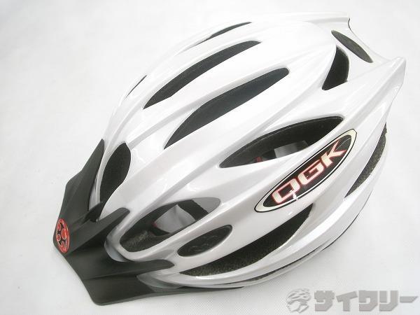 ヘルメット GAIA XL/XXLサイズ ホワイト