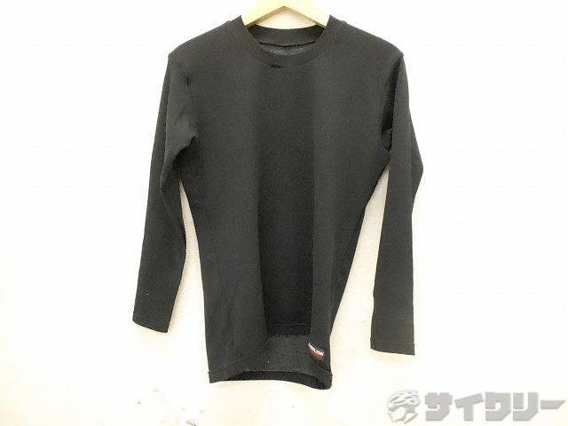 長袖Tシャツ サイズ:S ブラック