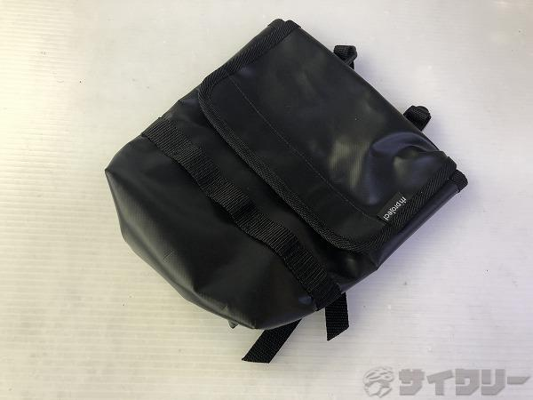 ターポリン便利袋 ブラック