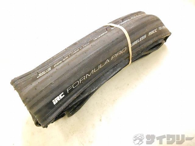 クリンチャータイヤ FORMULA PRO 700x25c