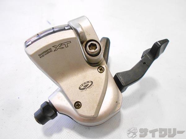 ラピットファイヤーシフター SL-M750 Deore シルバー 左のみ 3S対応
