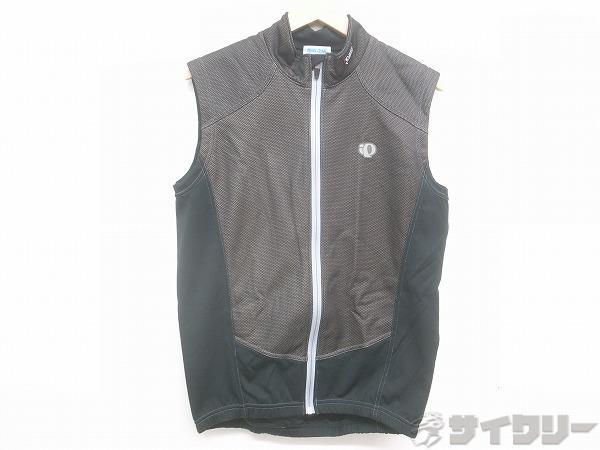 ノースリーブジャケット WIND BREAK Mサイズ ブラック