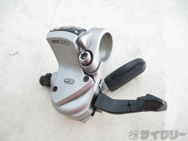 亀裂有り SL-M750 DEORE XT 2s 左のみ