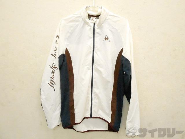 長袖ジャケット  ホワイト サイズ:O