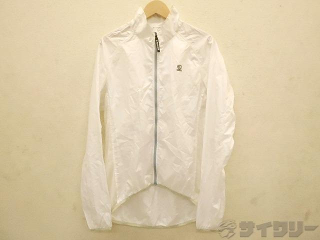 長袖ジャケット ホワイト サイズ:XL