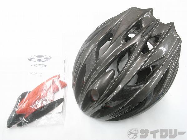 ヘルメット ENTRA M/Lサイズ ガンメタ