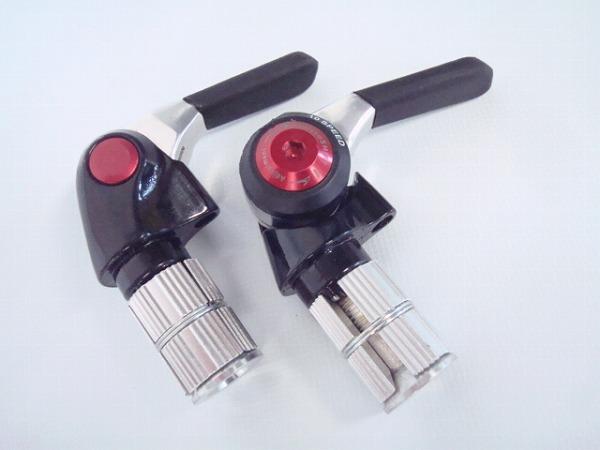バーエンドコントロール バーエンドシフトレバー BS-A10 2/3 x 10 speed TTバー