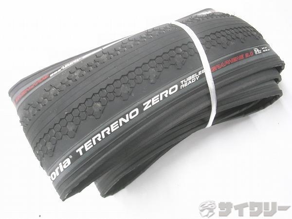 クリンチャータイヤ TERRENO ZERO GRAPHENE 2.0 700x35c