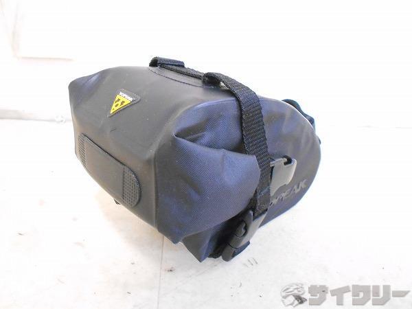 サドルバッグ Wedge DryBag Sサイズ ブラック