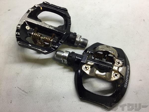 片面フラットペダル PD-A530 SPD