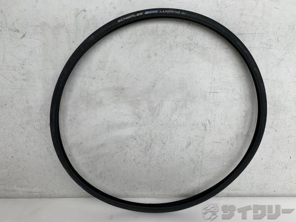 クリンチャータイヤ LUGANO 700×23c
