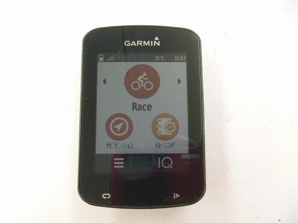 GPSサイクルコンピュター EDGE820J