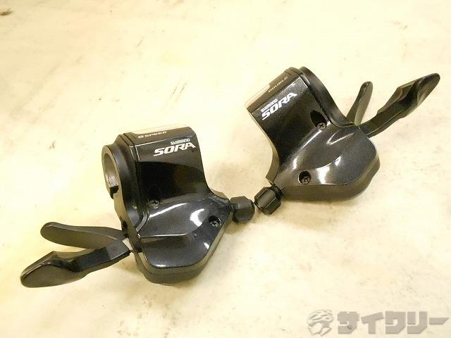 一部欠品 ラピッドファイヤーシフター SL-3500 SORA 2x9s