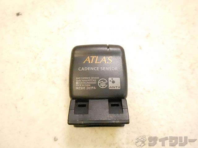 ケイデンスセンサー ATLAS ANTSP02 動作確認済