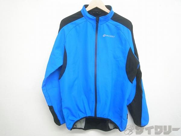 ウィンタージャケット XLサイズ ブルー