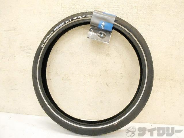クリンチャータイヤ BIG APPLE 20x2.0(406-50)