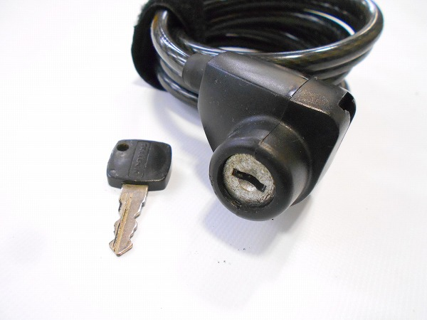 ワイヤーロック SK110 8mm×180cm