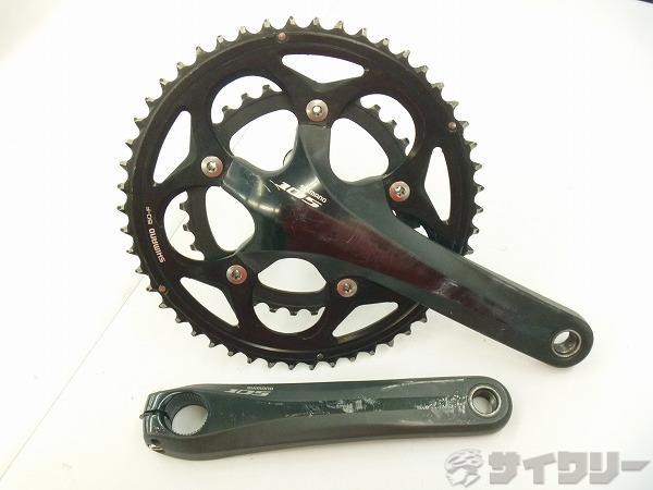 クランクセット FC-5750 50/34t 170mm