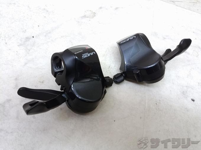 シフター SL-R3000 SORA 2x9s