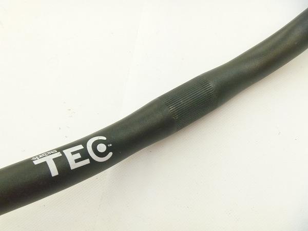 ライザーバー TECロゴ 620mm/25.4mm