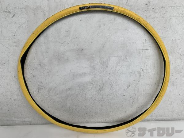 トレーナータイヤ 700x23c サイクルオプスロゴ