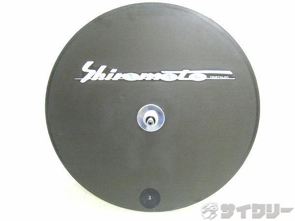 リアカーボンディスクホイール 700C 126mm ボスフリー