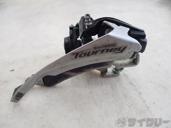 フロントディレイラー FD-TY510 TOURNY 3s φ34.9mm