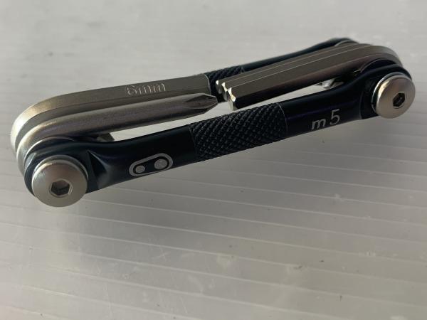 携帯工具 m5
