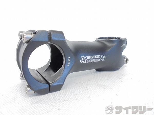 アヘッドステム X MISSION COMP 31.8/90/28.6mm ブラック
