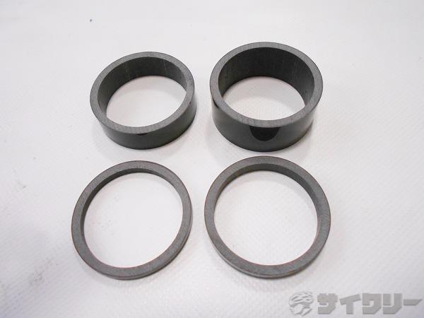 コラムスペーサー 1-1/4コラムサイズ対応 3・5・10・15mm