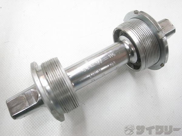 ボトムブラケット JIS 68/116mm スクエア