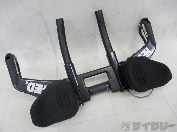 カーボンDHバーハンドルセット φ31.8mm/420mm(C-C)