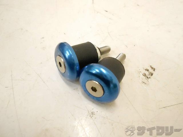 エンドプラグ EC-02 ブルー φ15.5mm