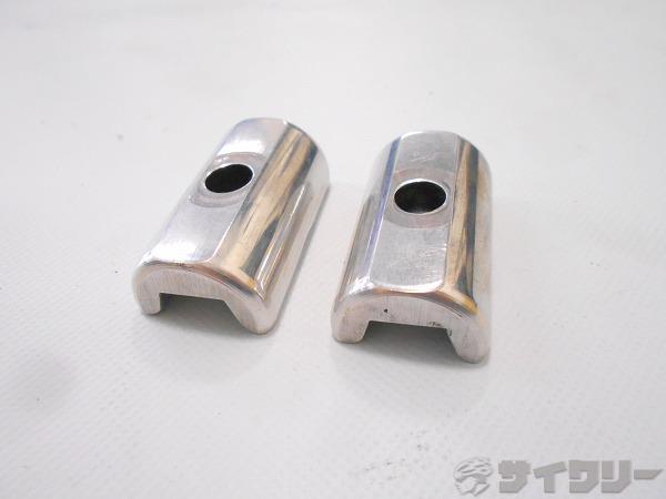FINGER CLAMP シルバー 2個 ※スプリング欠品