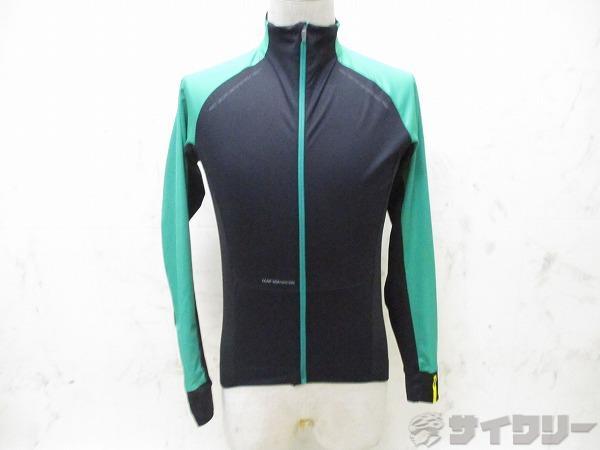 長袖フルジップジャケット COSMIC WINDRIDE サイズ:S
