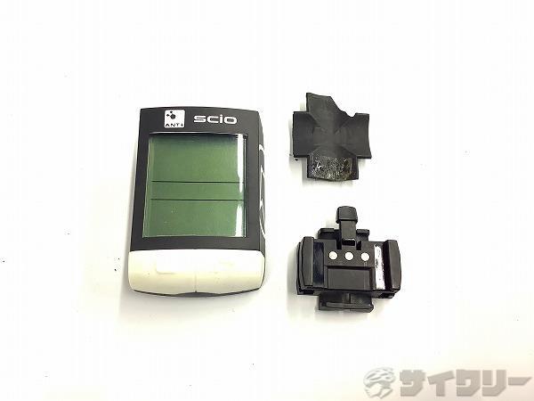 サイクルコンピュータ SCIO ※動作確認済み、本体のみ