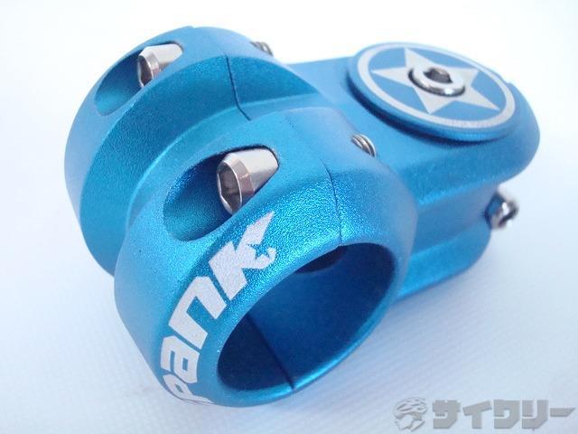 アヘッドステム SPOON 31.8/40/28.6mm ブルー