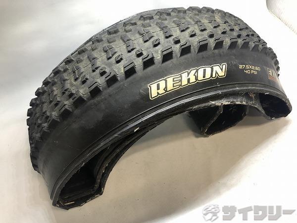 ブロックタイヤ REKON 27.5×2.6