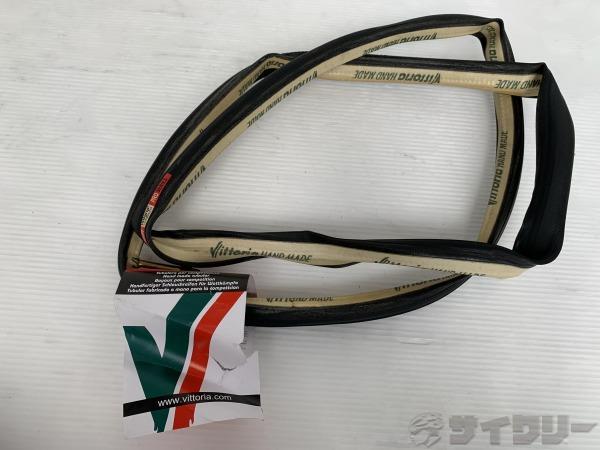 チューブラータイヤ CORSA CX Ⅲ 23-28