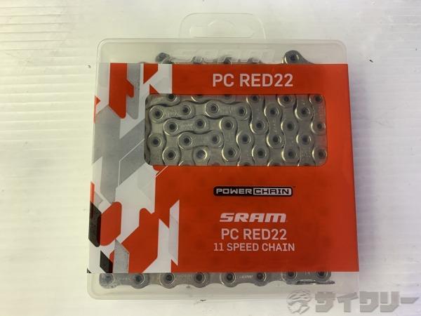 チェーン PC RED22 11s 114L