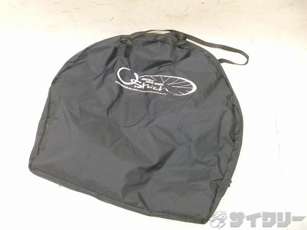 ホイールバッグ 2本用 ブラック