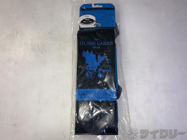 ドライバッグ The Coffee Bag ブラック/ブルー