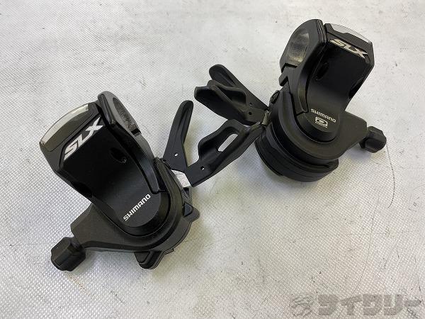 シフター SL-M670 SLX 2/3x10s