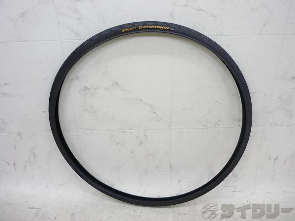 クリンチャータイヤ GATORSKIN 700cx25c
