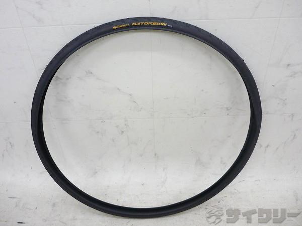クリンチャータイヤ GATORSKIN 700x25c