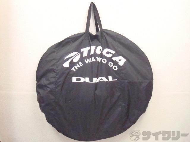 ホイールバッグ WHEEL BAG FOR 2 WHEEL BLACK