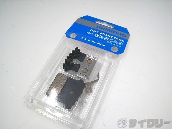 ディスクブレーキパッド F03C Y8J79802A